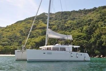 Aluguel de Catamarã Angra dos Reis Lagoon 450