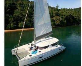 Maré Alta Charter, aluguel de barcos, lanchas, yachts e veleiros em Angra dos Reis