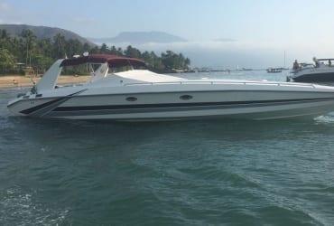 Maré Alta Charter, aluguel de barcos, lanchas, yachts e veleiros em Caraguatatuba.