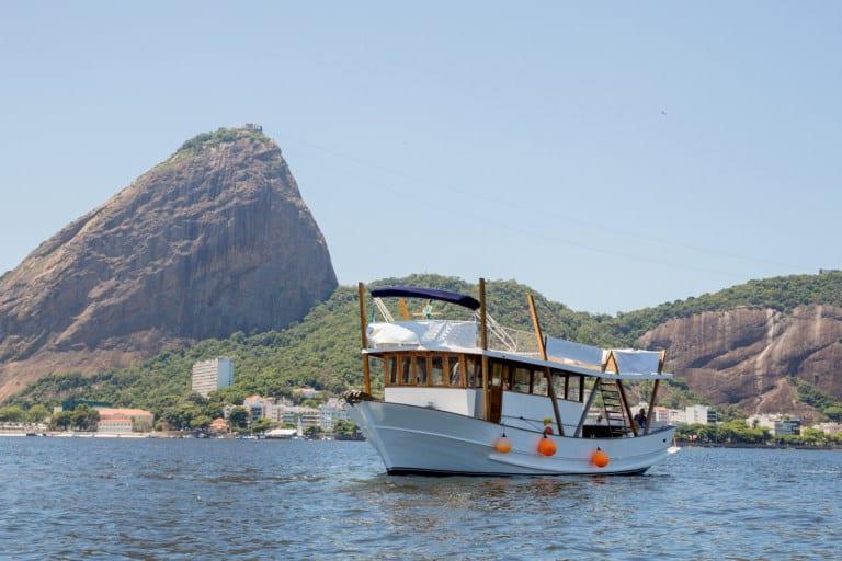 Aluguel de Barco Gourmet 53 - Rio de JaneiroAluguel de Barco Gourmet 53 - Rio de Janeiro