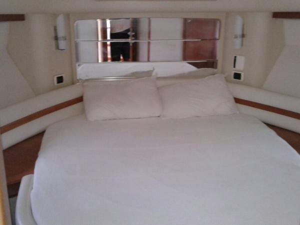 Aluguel de lancha Intermarine 460 Full - Guarujá