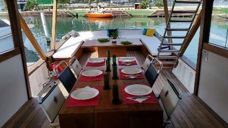 Aluguel de Barco Gourmet 53 - Rio de Janeiro