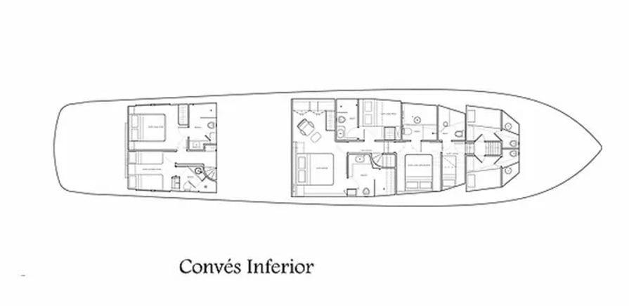 Aluguel de Barco Benetti 106 - Angra dos Reis