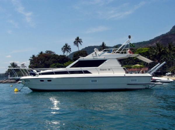 Maré Alta Charter, aluguel de barcos, lanchas, yachts e veleiros em Caraguatatuba