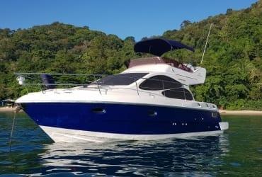 Maré Alta Charter, aluguel de barcos, lanchas, yachts e veleiros em Ubatuba