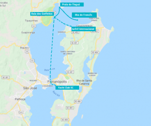 Roteiro Florianópolis