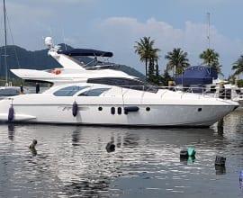 Maré Alta Charter, aluguel de barcos, lanchas, yachts e veleiros no Guarujá