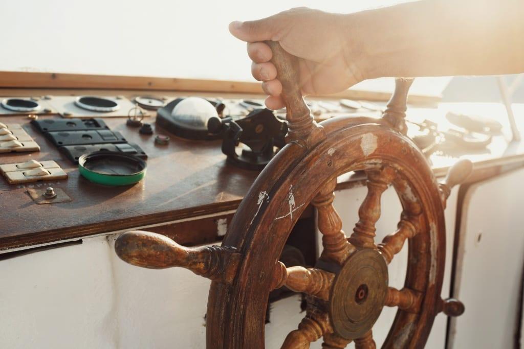 O que é charter náutico