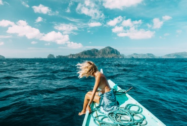 viagem de barco