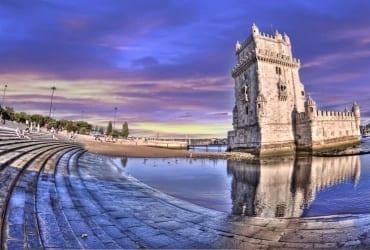 Aluguel de barco em Lisboa