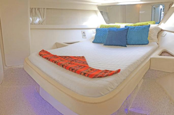 Aluguel de Lancha Angra dos Reis Intermarine 440